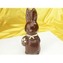 Pati-Versand 11742molde de chocolate de conejo de Pascua, plástico, transparente, 24x 36x 4cm)