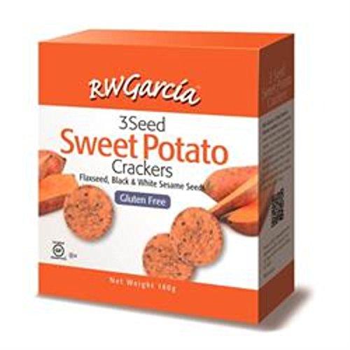 RW Garcia Sweet Potato Cracker 180g (6Stück)