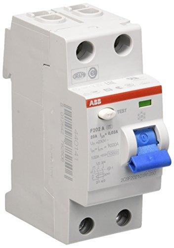 ABB FI-Schutzschalter 25A F202A-25/0,03