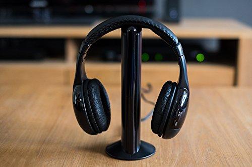 Auriculares inalámbricos para Hi-Fi o TV