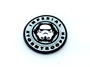 Star Wars Imperial Stormtrooper Cosplay Airsoft Fan Patch en PVC