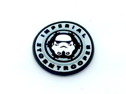 Star Wars Imperial Stormtrooper Cosplay Airsoft Klettverschluss PVC Patch