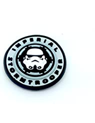 Star Wars Imperial Stormtrooper cosplay Airsoft Velcro PVC Parche