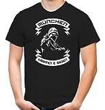 München kämpfen & siegen T-Shirt | Fussball | Basketball | Bayern | Trikot | Ultras | Männer | Herren | Fanshirt | M2 (XL)