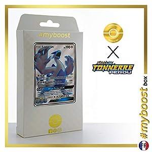 Lugia-GX 207/214 Full Art - #myboost X Soleil & Lune 8 Tonnerre Perdu - Box de 10 Cartas Pokémon Francés