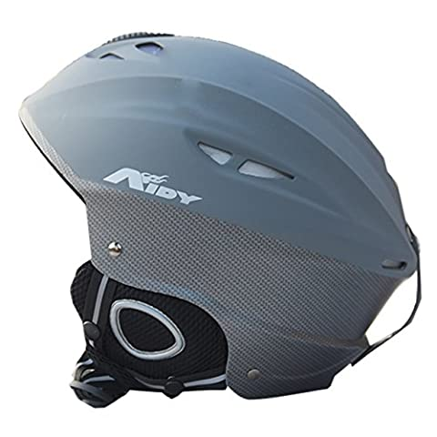 ZIONOR Lagopus Unisex Snow Sport, Ski, Skidding, Riding, Skateboarding Helmet
