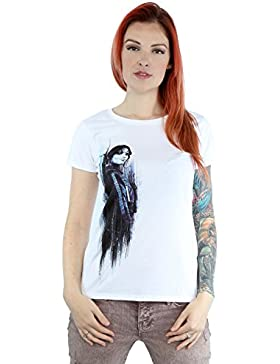 Star Wars mujer Rogue One Jyn Brushed Camiseta