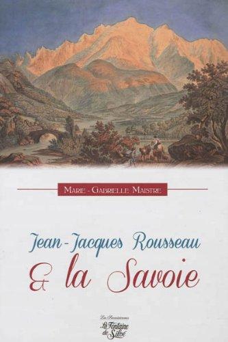 Jean-Jacques Rousseau et la Savoie