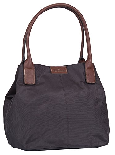 Tom Tailor Acc Damen MIRI Shopper, (braun 29), 44x28x18 cm