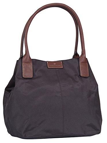 Tom Tailor Acc Damen MIRI Shopper, Braun (braun 29), 44x28x18 cm