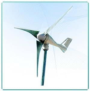Cablematic - Eolienne 700W 24V vent avec contrôleur intégré