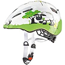 Uvex Kid 2-Ovejas Casco de Ciclismo, Unisex bebé, Multicolor, 46-