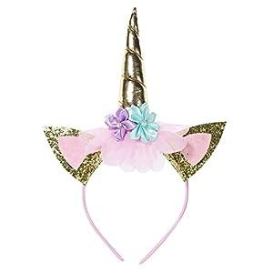 dressfan Diadema Unicornio Mujeres Niñas