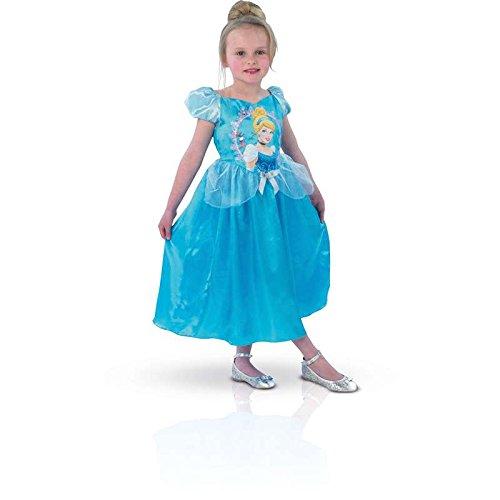 Kostüm disney Prinzessin Cinderella, 1er Pack (1 x 3/4 Jahre