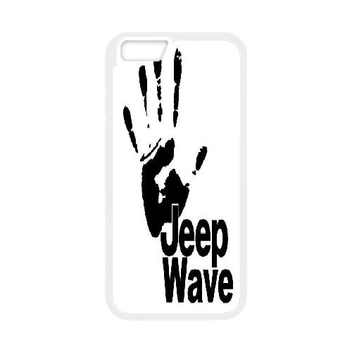 """Custom Jeep Shell Case, DIY Jeep Cover for iPhone6 Plus 5.5"""""""
