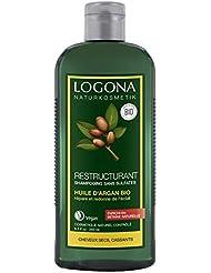 Shampoing brillance et réparation argan bio - 250 ml
