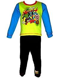 Boys Super Hero de cómics de Kids spdierman Avengers Batman Superman pijama pijama pjs- bebé talla Edad 18–24M, 2–5años