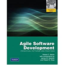 [ AGILE SOFTWARE DEVELOPMENT, PRINCIPLES, PATTERNS, AND PRACTICES BY MARTIN, ROBERT C.](AUTHOR)PAPERBACK