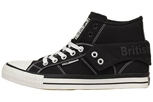 British Knights Roco, Sneakers basses femme Black