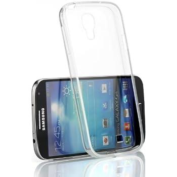 Movoja Galaxy S4 i9500 TPU Silikon Schutzhülle Klar