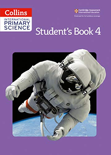 Collins International Primary Science – International Primary Science Student's Book 4