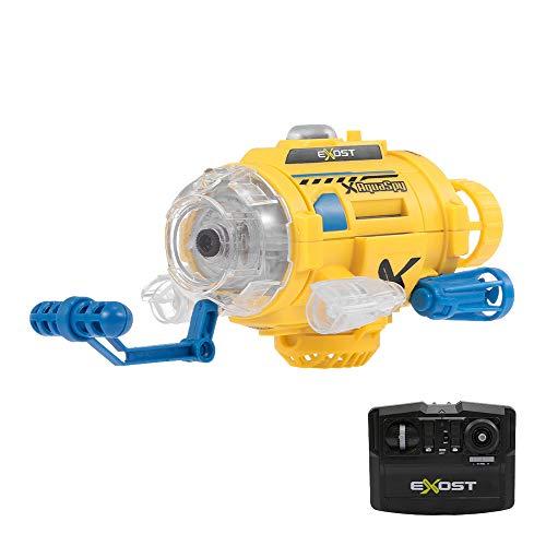 Goolsky RC ferngesteuertes Mini U-Boot mit 0.3MP Kamera und Licht für Kinder