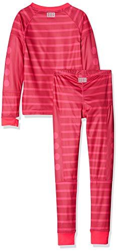 Lego Wear Sportunterwäsche Lego Mädchen UMER 775 Dark Pink 490, 116