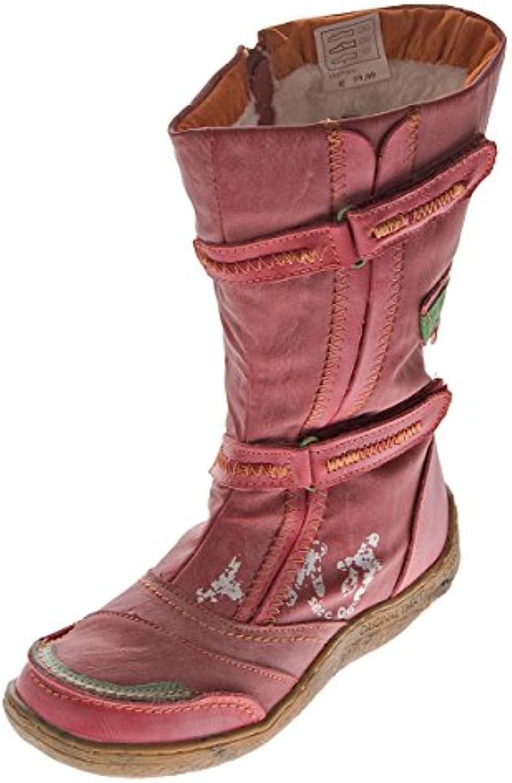 TMA-14411 Bottes d'hiver en en d'hiver cuir doublées confortables pour femmeB0196R69YIParent 652424
