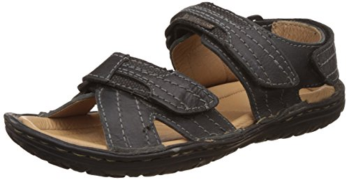 Woodland Men's Brown Leather Sandals - 7 UK/India (41 EU)  available at amazon for Rs.1557