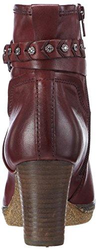 Gabor Shoes 32.876 Damen Kurzschaft Stiefel Rot (rubin (Micro) 28)