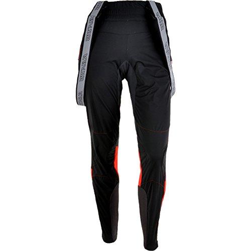 SILVINI Damen Ovesca Trousers, Black-Red, S Preisvergleich
