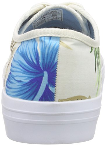 Jane Klain 832 509 Damen Sneakers Blau (Lt. Blue Multi 819)