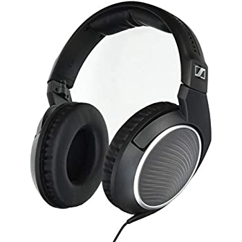 e9805c16f69 Sony MDR-V55 DJ Stereo Headphones - Black: Amazon.co.uk: Electronics