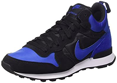 separation shoes 12daa 67ba3 Nike, Men, Sports Shoes, internationalist mid, blue (vrsty royal vrsty