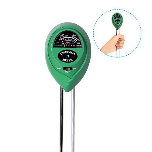 LANMU medidor de pH de Suelo