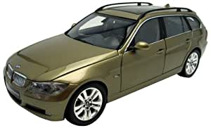 Kyosho - KYOS08733GR - Véhicule Miniature - BMW 3 Séries Touring E91 - Echelle 1/18