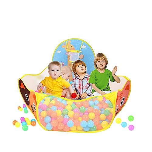 Piscine à balles pour enfants - 1.2M Tente de jeu...