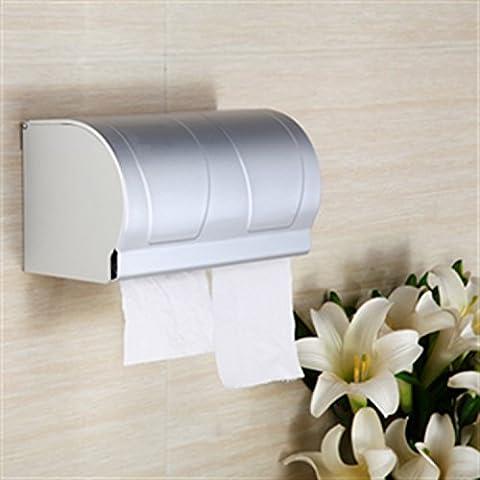 FEI&S gancio rettangolare a strato singolo cestello in alluminio alluminio spazio portasapone accessori per bagno bagno porta sapone PORTASAPONE