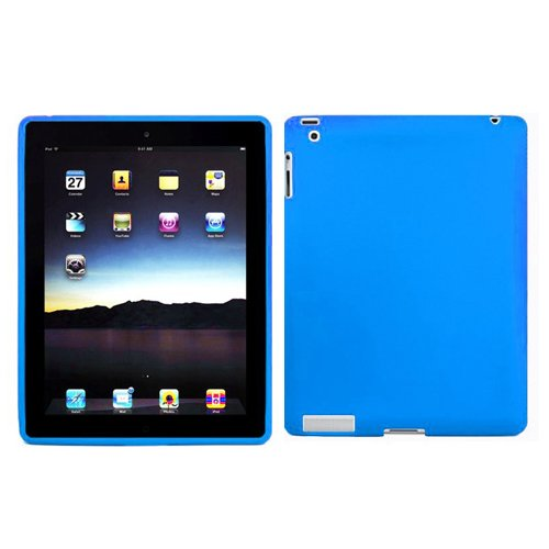 HUKITECH Silikon Schutzhülle für iPad - Snowboard Mp3