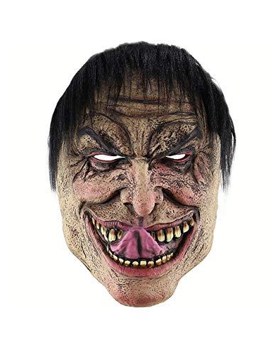 X Männer Kostüm Für Erwachsene - XHLJ Elender Mann Maske - Halloween
