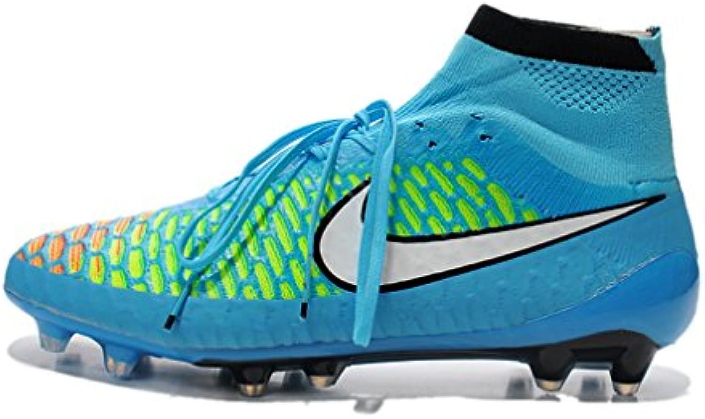 Herren Mercurial X VICTORY TF rot Low Fußball Schuhe Fußball Stiefel