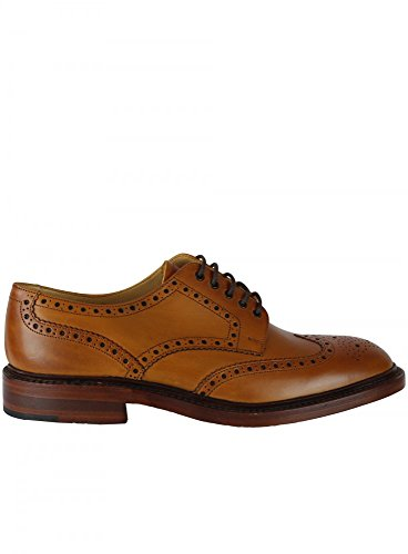 loake-marrone-tenne