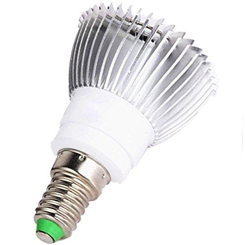 Viktion LED Pflanzenlampe E14 LED Pflanzenlicht SMD Growlicht LED-Pflanzen-Wachstumslampe 8W 9W 10W 12W für Obst Gemüse Pflanzen Innen-Gewächshaus Glashaus Blumen (10W)