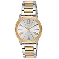 Michael Kors Hartman Watch for Women - Analog Stainless Steel Band - MK3521