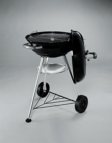 Weber Compact 47cm Charcoal BBQ Black