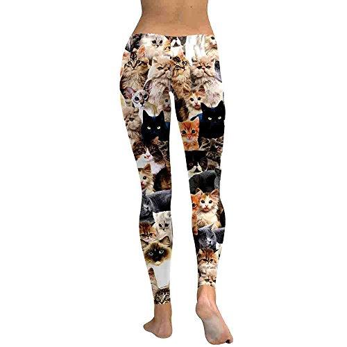 nike donna leggings incinta  Styledresser Leggings Donna 2018 Pantaloni Donna Leggings Donne ...