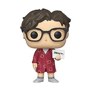 Funko- Pop Vinilo: Big Bang Theory S2: Leonard Figura Coleccionable, (38586)