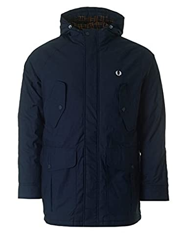 Fred Perry Authentics Portwood Padded Jacket GREEN XS