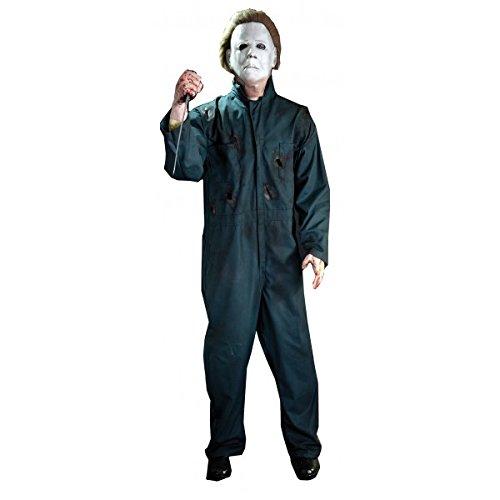 Lebensechte Michael Myers Figur Halloween 2