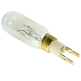 40W T Click Light Bulb Lamp Compatible with Whirlpool American Fridge Freezers 240V